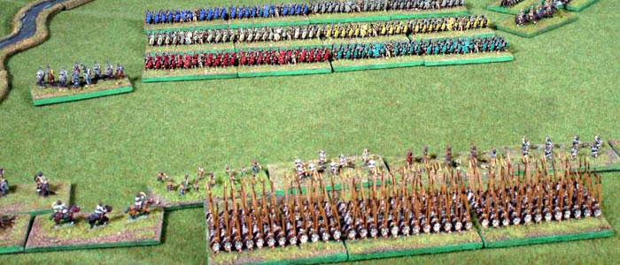 Baccus 6mm ancient armies