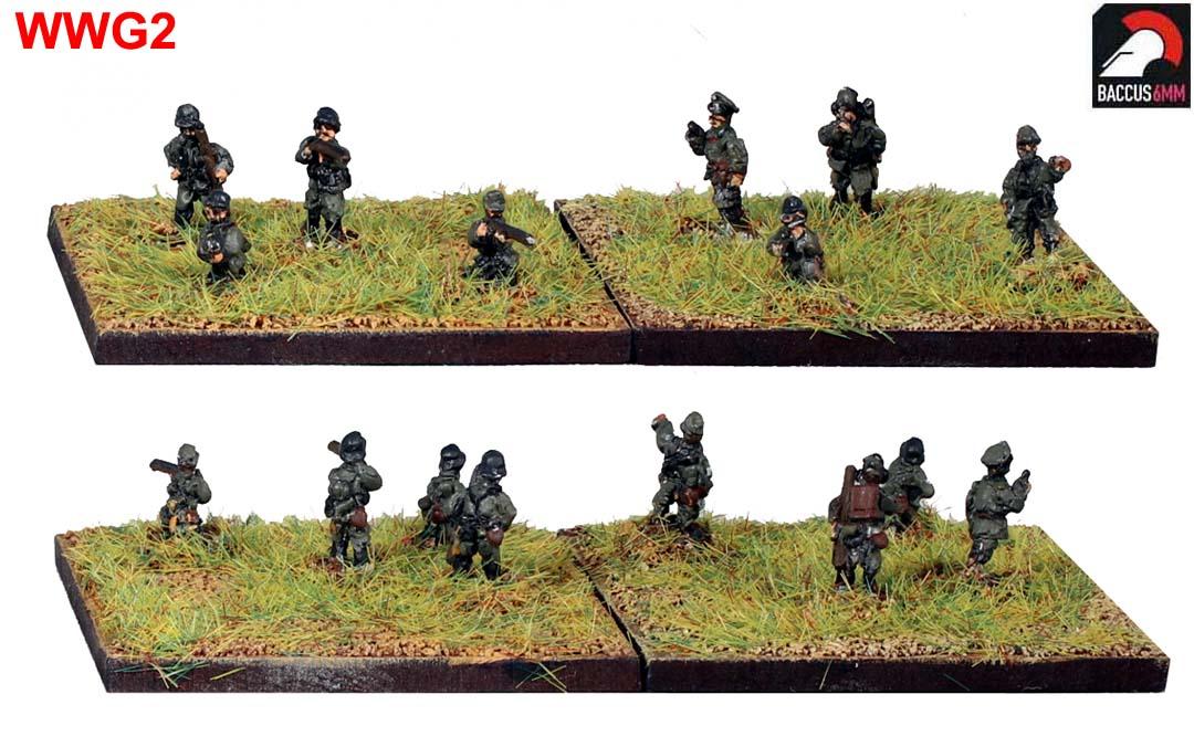 WWG02 - German infantry firing