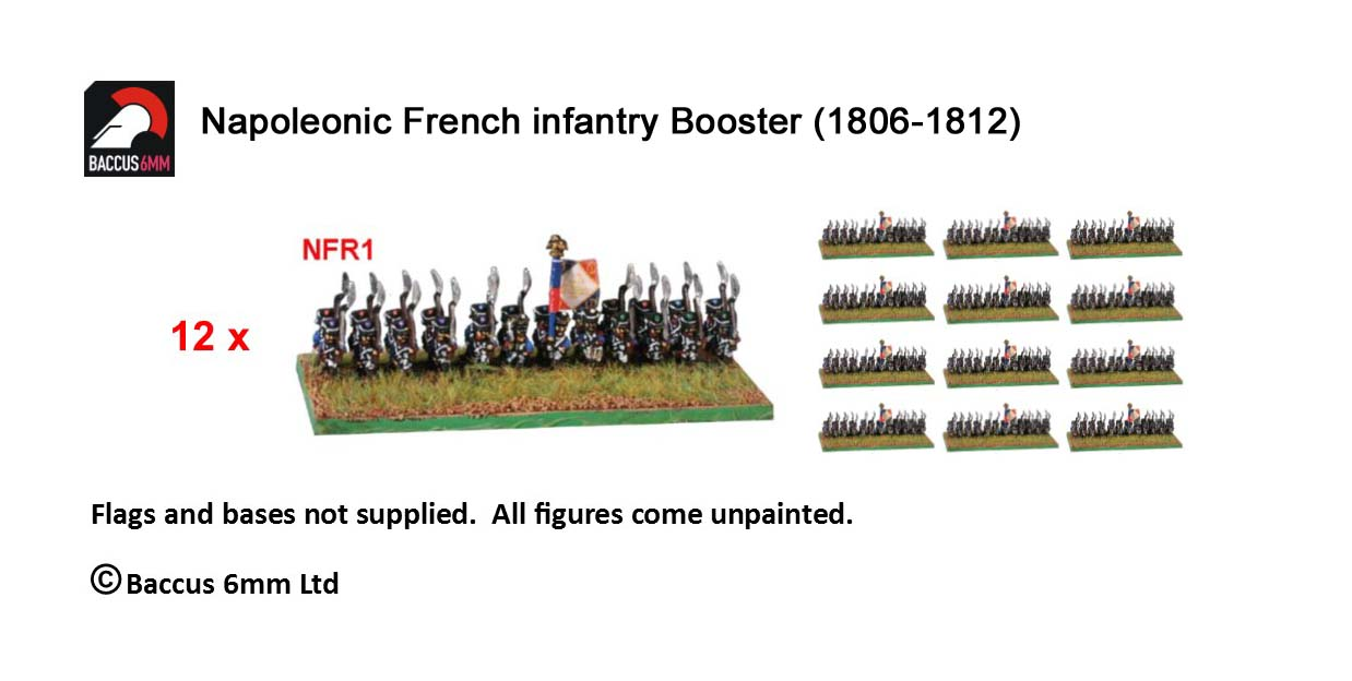 6mm Napoleonic French Army